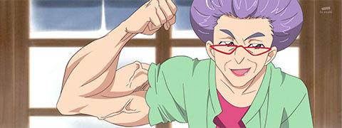 【HUGっと!プリキュア】第29話「ここで決めるよ!おばあちゃんの気合のレシピ!」19