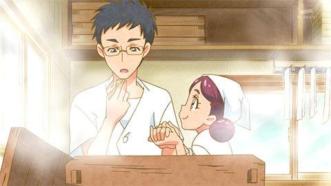 【HUGっと!プリキュア】第29話「ここで決めるよ!おばあちゃんの気合のレシピ!」15
