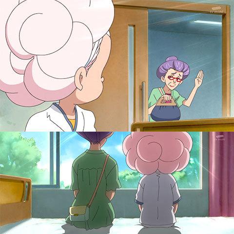 【HUGっと!プリキュア】第29話「ここで決めるよ!おばあちゃんの気合のレシピ!」12