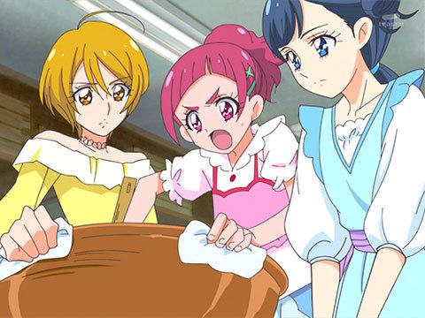 【HUGっと!プリキュア】第29話「ここで決めるよ!おばあちゃんの気合のレシピ!」11