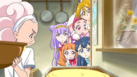 【HUGっと!プリキュア】第29話「ここで決めるよ!おばあちゃんの気合のレシピ!」06