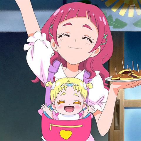 【HUGっと!プリキュア】第29話「ここで決めるよ!おばあちゃんの気合のレシピ!」04