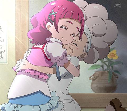 【HUGっと!プリキュア】第29話「ここで決めるよ!おばあちゃんの気合のレシピ!」01