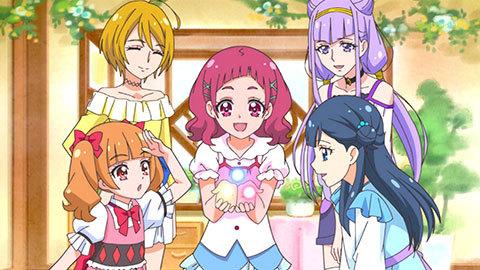【HUGっと!プリキュア】第29話:APPENDIX-03
