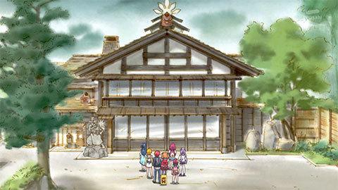 【HUGっと!プリキュア】第30話「世界一周へGOGO!みんなの夏休み!」06