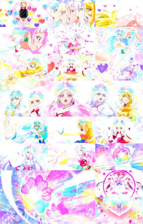 【HUGっと!プリキュア】第31話「時よ、すすめ!メモリアルキュアクロック誕生!」23