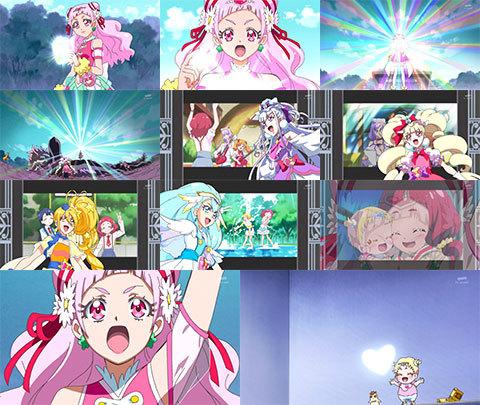 【HUGっと!プリキュア】第31話「時よ、すすめ!メモリアルキュアクロック誕生!」21