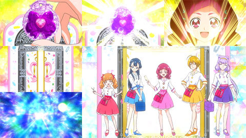 【HUGっと!プリキュア】第31話「時よ、すすめ!メモリアルキュアクロック誕生!」15