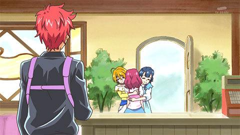 【HUGっと!プリキュア】第31話「時よ、すすめ!メモリアルキュアクロック誕生!」10