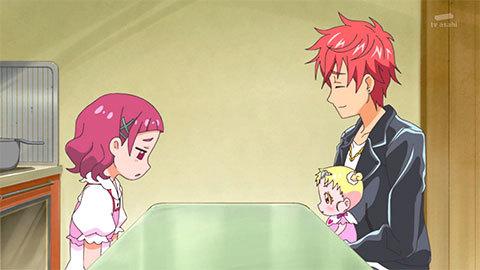 【HUGっと!プリキュア】第31話「時よ、すすめ!メモリアルキュアクロック誕生!」05