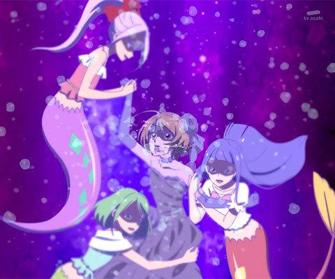 【HUGっと!プリキュア】第32話「これって魔法?ほまれは人魚のプリンセス!」16