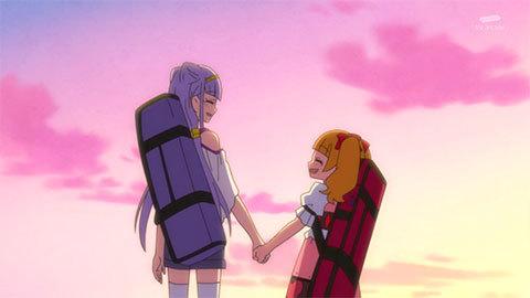 【HUGっと!プリキュア】第33話「要注意!クライアス社の採用活動!?」23