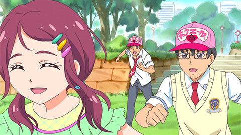 【HUGっと!プリキュア】第34話「名探偵ことり!お姉ちゃんを調査せよ!」12