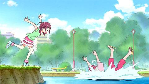 【HUGっと!プリキュア】第34話「名探偵ことり!お姉ちゃんを調査せよ!」10
