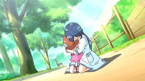 【HUGっと!プリキュア】第35話「命の輝き!さあやはお医者さん?」11