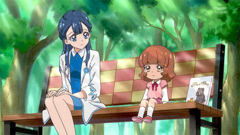 【HUGっと!プリキュア】第35話「命の輝き!さあやはお医者さん?」09