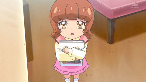 【HUGっと!プリキュア】第35話「命の輝き!さあやはお医者さん?」02