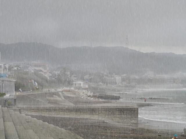 台風 大雨