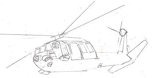 UH-60J 今日ものんびりと 2018/09/21
