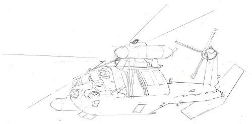 UH-60J 今日ものんびりと 2018/09/23