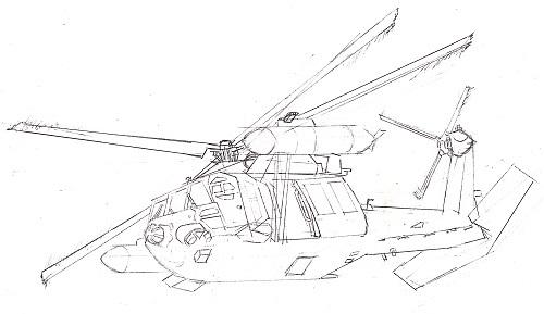 UH-60J 今日ものんびりと 2018/09/24