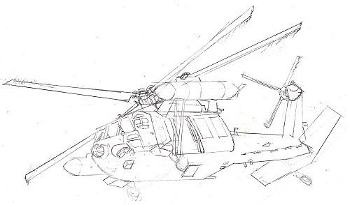 UH-60J 今日ものんびりと 2018/09/25