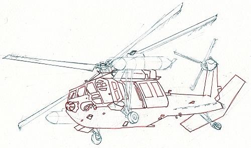UH-60J 今日ものんびりと 2018/09/28