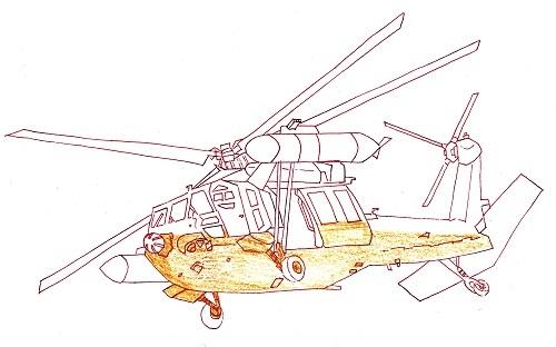UH-60J 今日ものんびりと 2018/10/01