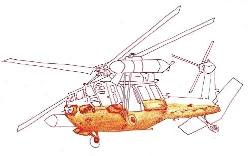 UH-60J 今日ものんびりと 2018/10/03