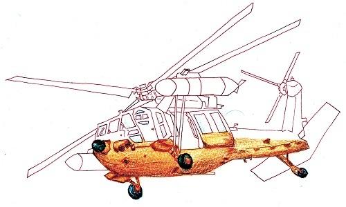 UH-60J 今日ものんびりと 2018/10/05