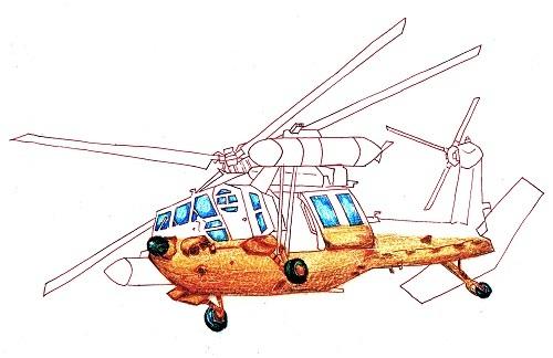 UH-60J 今日ものんびりと 2018/10/06