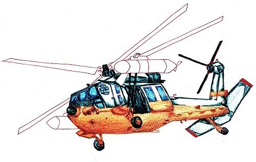 UH-60J 今日ものんびりと 2018/10/07