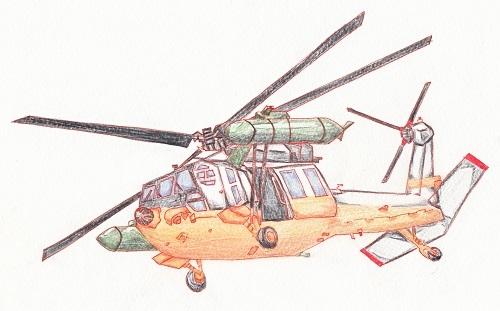 UH-60J 今日ものんびりと 2018/10/08