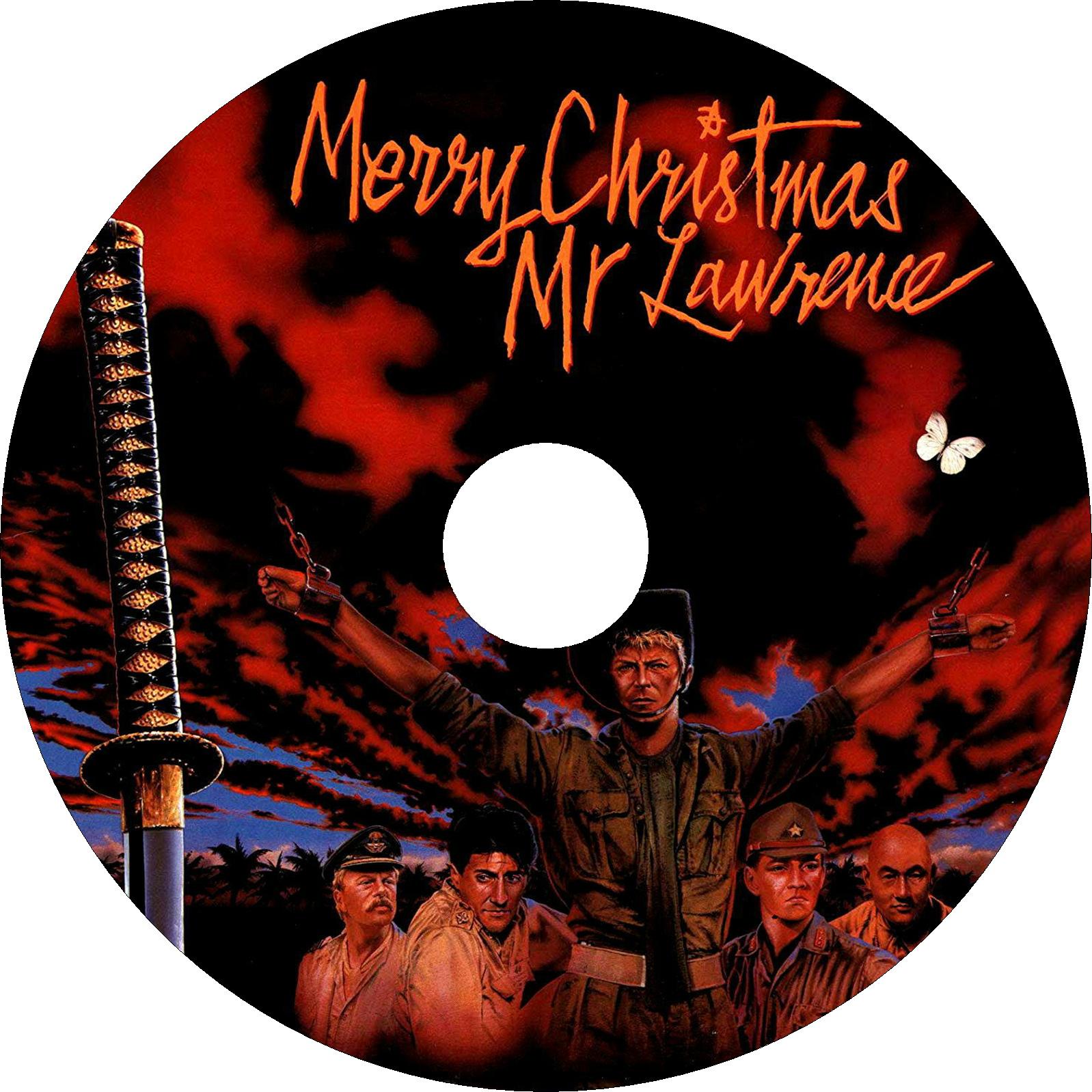 戦場のメリークリスマス ラベル2