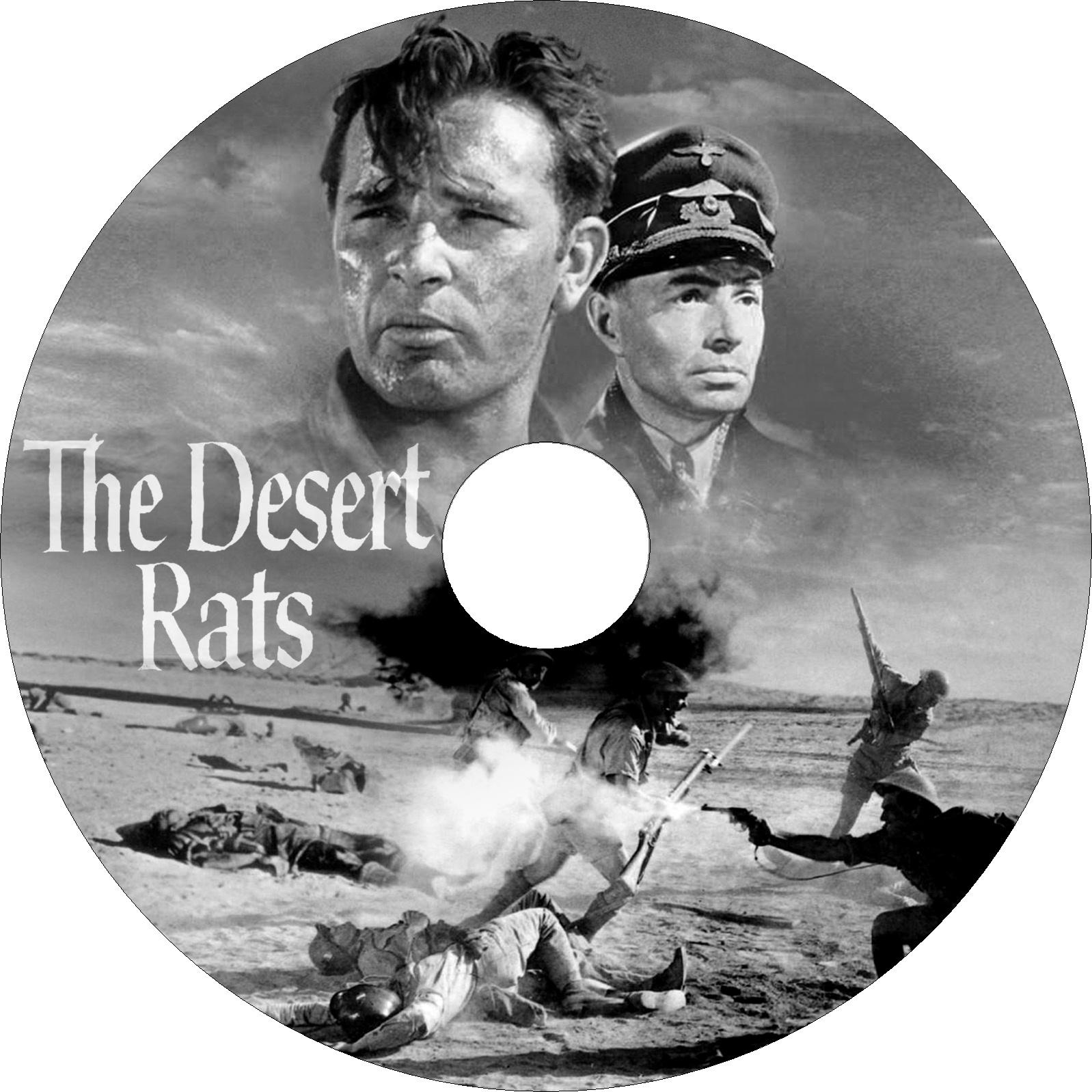 砂漠の鼠 ラベル改
