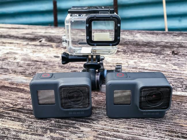 水中写真で使う器材 4
