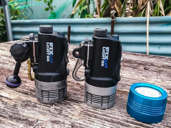 水中写真で使う器材 7