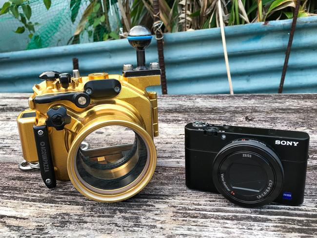 水中写真で使う器材 3