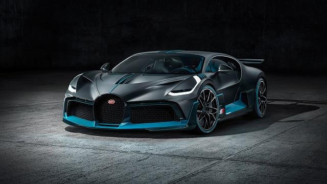 Bugatti Divo499999