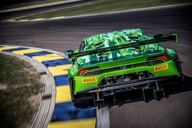 Lamborghini Huracan GT3 EVO (18)