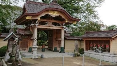 菩提寺(秦野 浄円寺)