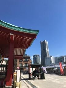 横浜成田山