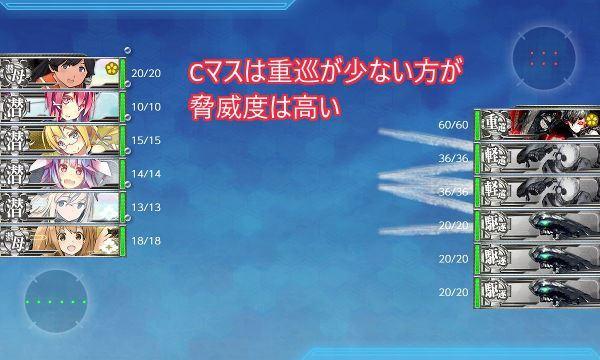 2-1潜水艦Cマス