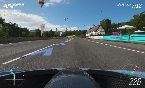 FH4ミニレース02