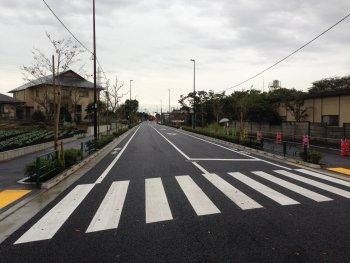 道が開通181112