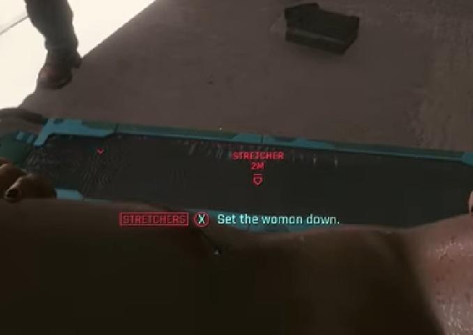 サイバーパンク2077 Xbox ガイドボタン