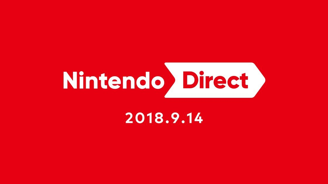 Nintendo Direct 2018-9-14
