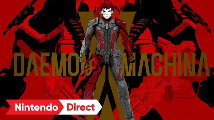 信念と血と鋼鉄の物語。Nintendo Switch『DAEMON X MACHINA』2019年発売