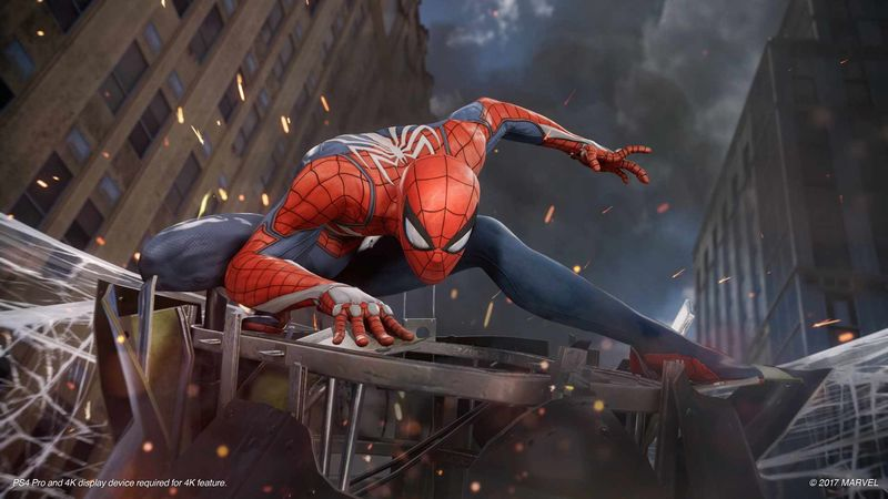 インソムニアック「PS4独占でいくつものマーベルのゲームが計画されている!」