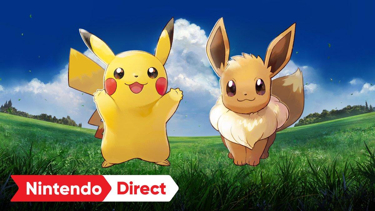 Nintendo Switch『ポケットモンスター Let's Go! ピカチュウ・Let's Go! イーブイ』、「モンスターボールPlus」11月16日発売
